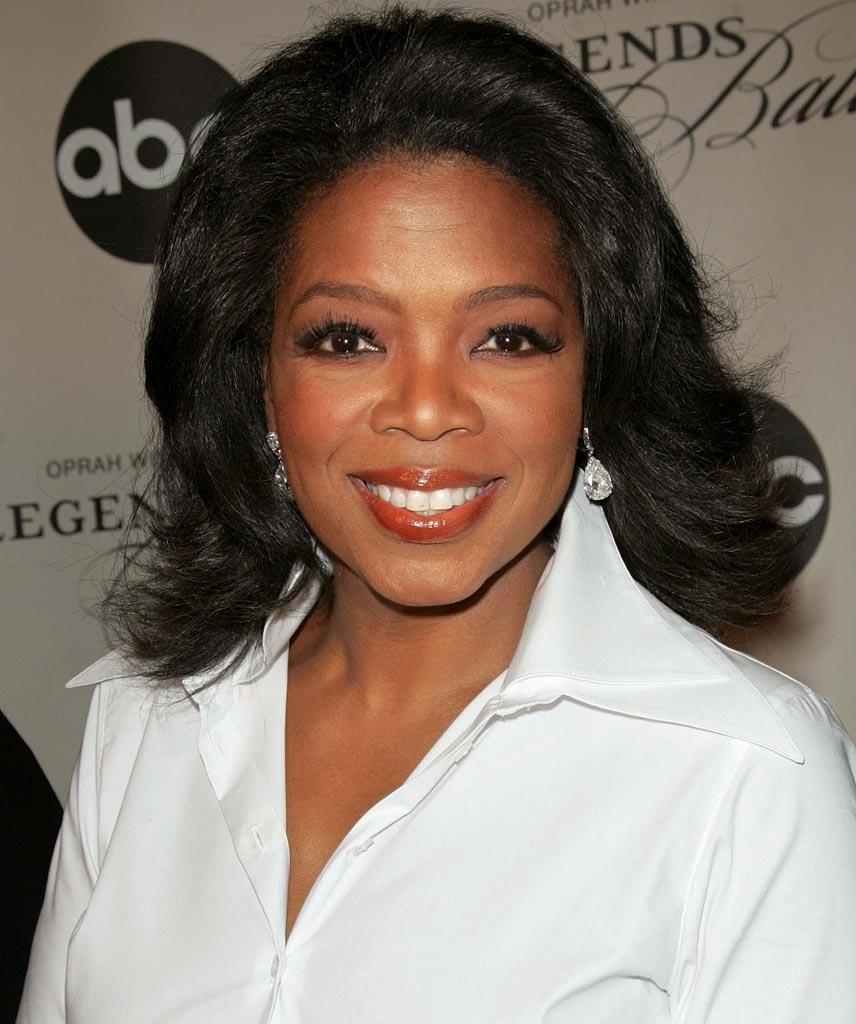Oprah Winfrey Photos Pictures